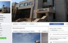 Primăria Municipiului Călărași are pagină oficială de facebook