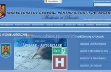 IGSU/Ghid electronic de avizare – autorizare în sprijinul cetăţenilor