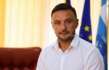 """Dragoș Coman: """"Mă simt pregătit să-mi asum funcția de președinte al Organizației Municipale Călărași"""""""