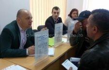 136 persoane selectate pentru a ocupa un loc de muncă și alte 77 persoane încadrate pe loc, la Bursa Generală organizată de AJOFM Călărași