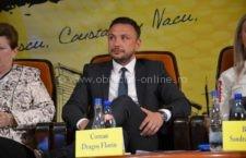 """Dragoș Coman, noul secretar general al PNL Călărași: """"Nu m-a speriat niciodată munca!"""""""