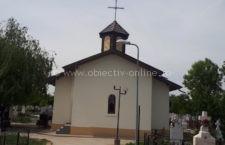 """Pe 14 mai va avea loc slujba de sfinţire a Capelei """"Sfântul Lazăr"""", din cimitirul cu acelaşi nume, din municipiul Călăraşi"""