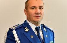Lt.Col. Ionel Marcu, noul șef al Inspectoratului de Jandarmi Călărași