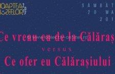 """20 mai – """"Noaptea Muzeelor"""" în cadrul Muzeului Municipal Călărași"""