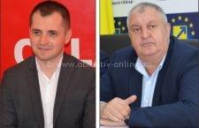 """Ciprian Pandea: """"Consiliul Judeţean nu este feuda PNL"""" / Drăgulin: """"PSD condiţionează alocarea de fonduri în funcţie de culoarea politică"""""""