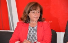 """Ştefania Moga: """"Categoric, deputatul Iulian Iacomi mă susţine!"""""""