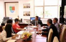 Întâlnire cu președintele CJ Călărași/Infrastructura feroviară deficitară, problema cu care se confruntă Tenaris Silcotub Călărași