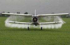 Primăria Călărași/Încep tratamentele avio de dezinsecție și delarvare