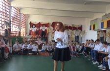 RomânIA cu povești/Atelier de basme – Școala Gimnazială Mircea Vodă Călărași