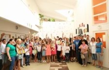 Călărași/Serbare de sfârșit de an școlar pentru copiii instituționalizați la Centrul SERA