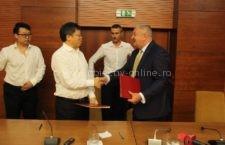 Acord de principiu între Primăria Călărași și investitori chinezi în vederea unor investiții în infrastructură și mediu