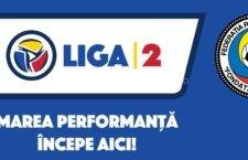 Fotbal/Dunărea Călărași/Programul competițional al Ligii a 2-a