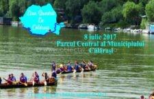 """Primăria Călărași/Evenimentul """"Ziua Dunării"""" a fost reprogramat pentru sâmbătă, 8 iulie 2017"""