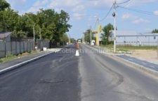 A început asfaltarea şoselei de Rocadă