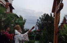 Episcopul Sloboziei și Călărașilor a sfințit Troița Mânăstirii Radu Negru