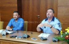 """Viceprimar Dragoș Coman: """"Poliţia Locală s-a implicat cu o mai mare determinare în a asigura călărăşenilor un climat de ordine si linişte publică"""""""