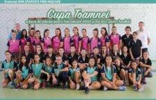 Cupa Toamnei – ediția 2017/Acțiune de selecție a fetelor ce-și doresc să practice handbal
