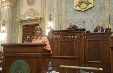 """Declarație Politică/Senator Roxana Pațurcă: """"Locul românilor este în România!"""""""
