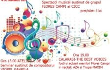 """""""7 Zile – 7 Arte""""/ 4 octombrie 2017 – Artă muzicală"""