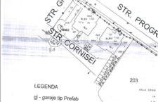 Garajale fără autorizație de lângă Sala Polivalentă vor fi ridicate