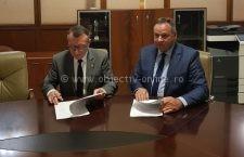 A fost semnat contractul de finanțare pentru reabilitarea DJ 211 D
