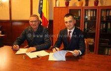 Patru primării din judeţ au semnat contractele pe PNDL