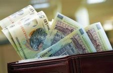 Salariul de bază minim brut pe ţară garantat în plată se majorează la 1.900 lei lunar, de la 1 ianuarie 2018