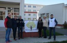 5.500 de copaci plantaţi, într-o singură zi, în toate localităţile din judeţul Călăraşi