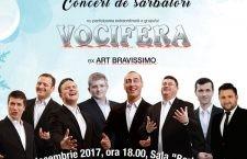 """Centrul Județean de Cultură vă invită la spectacolul """"Stele ale muzicii"""" – 21 decembrie 2017"""