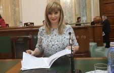 Senatorul Roxana Paţurcă va deschide un cabinet senatorial şi la Fundulea