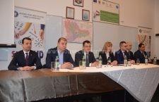 """Radu Ștefan Oprea, ministrul pentru Mediul de Afaceri: """"Am venit la Călărași, împreună cu doamna senator Pațurcă, pentru a spune mai bine ce înseamnă Start Up"""""""