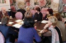 Senatorul Răducu Filipescu, întâlnire cu femeile de afaceri din Călăraşi
