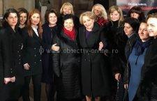 """Senatorul Roxana Pațurcă s-a alăturat acțiunii """"Stop violenţei împotriva femeii şi a violenţei în familie"""""""