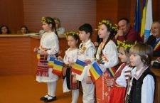 Consiliul Local Călărași/Declarație simbol de unire cu Republica Moldova