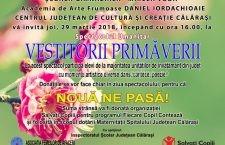 Școala Mircea Vodă/Proiect umanitar de dotare a maternității Călărași