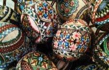 Atelier de încondeiat ouă la Muzeul Dunării de Jos Călărași