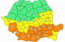 Cursuri suspendate în toate unitățile de învățământ din județul Călărași, vineri, 23 martie