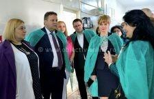 Ministrul Sănătății, Sorina Pintea, speră ca o dată cu creșterea salariilor să se rezolve lipsa medicilor din spitalele Călărași și Oltenița