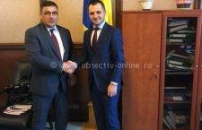 """Gheorghiţă Cărtuşanu a semnat contractul de finanţare a proiectului """"Reabilitare şi Modernizare Dispensar Uman din comuna Fundeni"""""""
