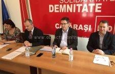 PSD va anunţa candidatul la Primăria Călăraşi la începutul anului viitor