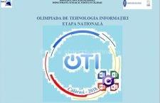 Călărași/Olimpiada de Tehnologia Informației – Etapa Națională