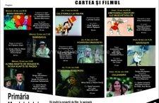 """Caravana filmului românesc """"Cartea și filmul"""" se va afla la Călărași în perioada 16-18 mai"""