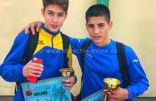 Box/Marco Manea și Tavi Dobre, câștigători ai Cupei României Juniori