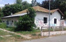 Fostul Acvariu din Călăraşi va fi transformat în Club al Pescarilor Dunăreni