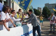 Dunărea Călărași a promovat în Liga I de pe primul loc