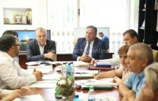 Consiliul Județean Călărași/ Întâlnire cu reprezentanții Spitalelor de Psihiatrie Săpunari și Pneumoftiziologie Călărași și liderii de sindicat ai celor două unități sanitare