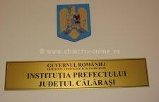 Senatorul Răducu Filipescu a anunțat cine va ocupa funcțiile de prefect și subprefect la Călărași