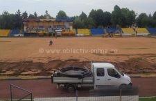 Pregătiri pentru Liga I/Sistem de supraveghere video şi control acces la stadionul central Ion Comşa