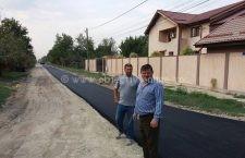 """Ion Iacomi: """"În această vară vom reabilita aproximativ 7 kilometri de străzi în Pelinu şi Înfrăţirea"""""""