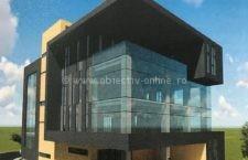 Liviu Mușat, directorul ADR Sud Muntenia, anunț pe pagina sa de facebook pentru proiectarea noului sediu